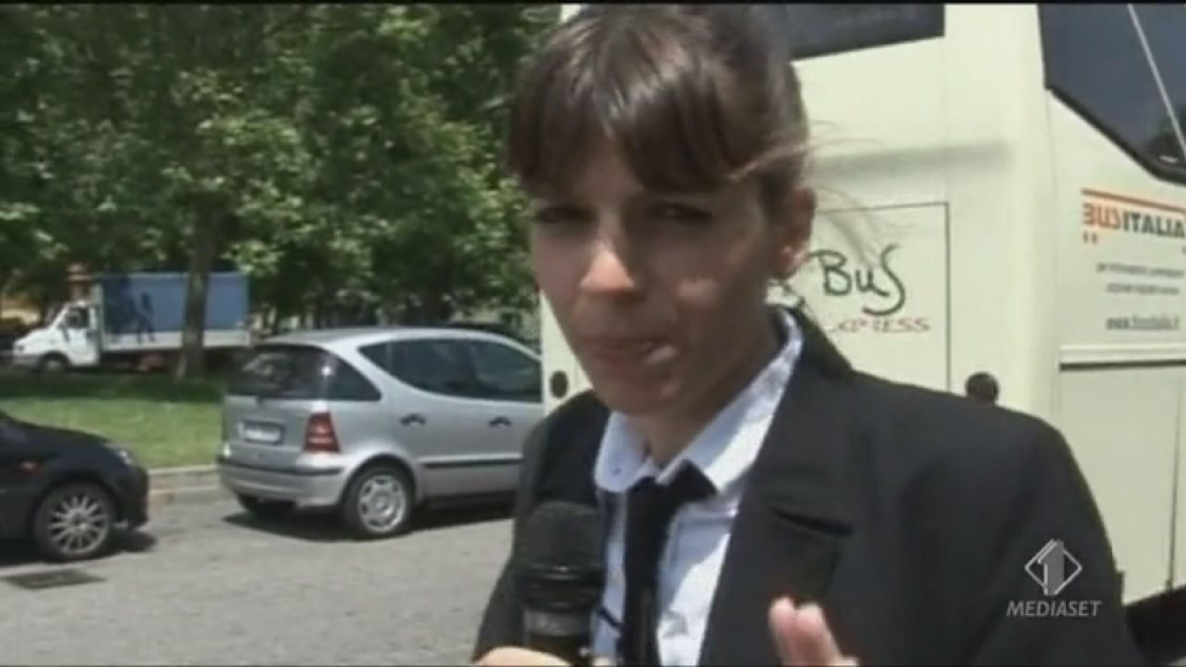 Sara Tommasi intervistata da Le Iene
