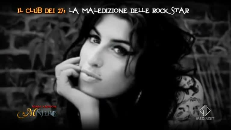 Amy Winehouse, Jim Morrison: morti a 27 anni