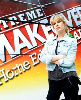 Extreme makeover home edition informazioni video mediaset for Home makeover programs